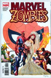 Marvel Zombies #5 Dynamic Forces Signed Suydam DF COA Ltd 68  Marvel comic book